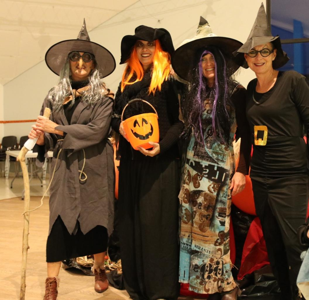 Equipe de sorcières